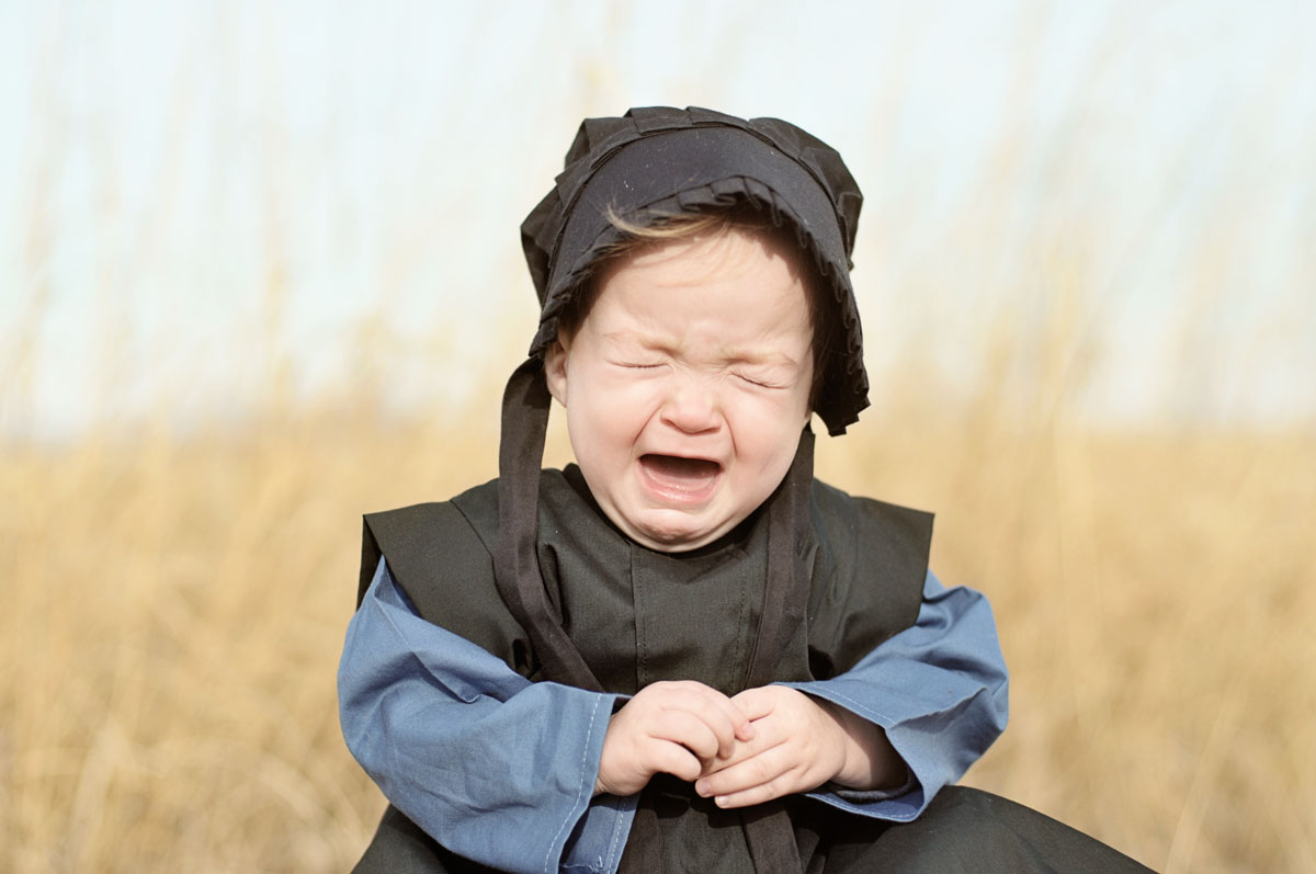 The Baby Amish Dress is All. » Rolegraphy